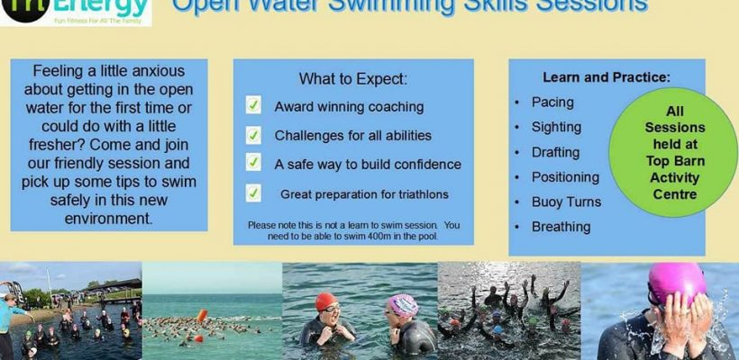 Open Water Swim Sessions