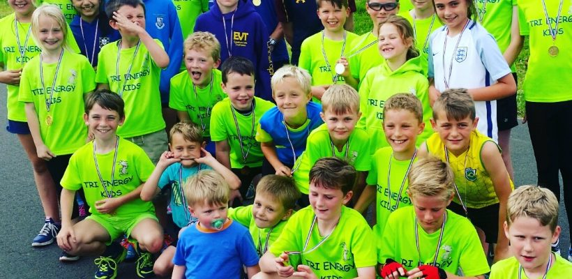 Tri Energy Kids Summer Update