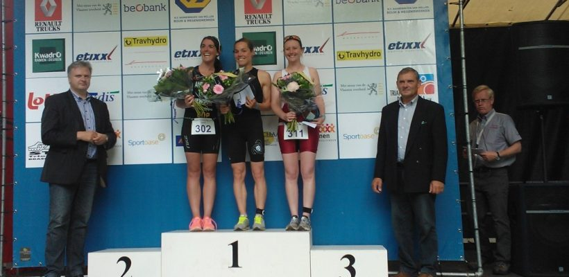 Silver in the Belgium Championships